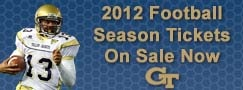 Yellow Jackets Announce 2012 Football Schedule - Georgia Tech Official Athletic Site