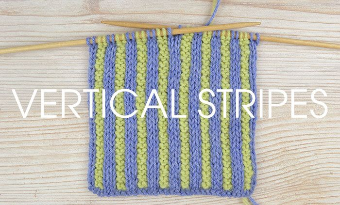 Knitting Vertical Stripes In The Round : Beste afbeeldingen over knitting stitches op