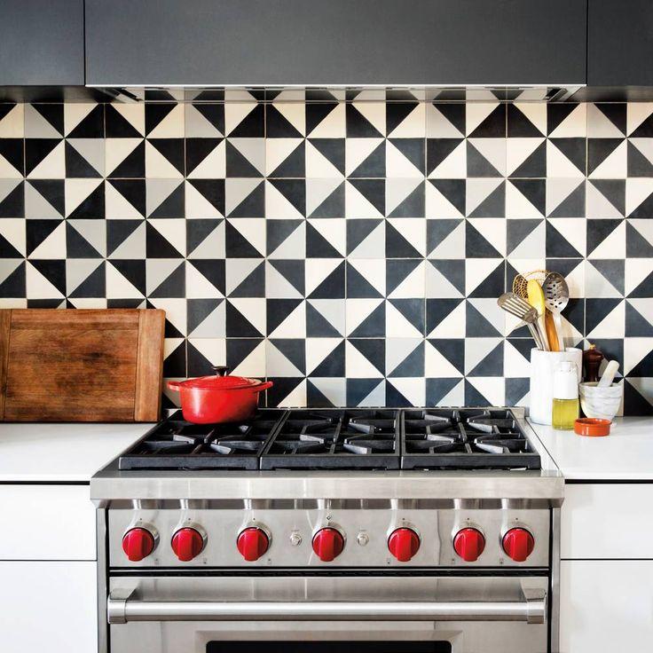 Black White Kitchen Backsplash Ideas: Best 25+ Black And White Backsplash Ideas On Pinterest