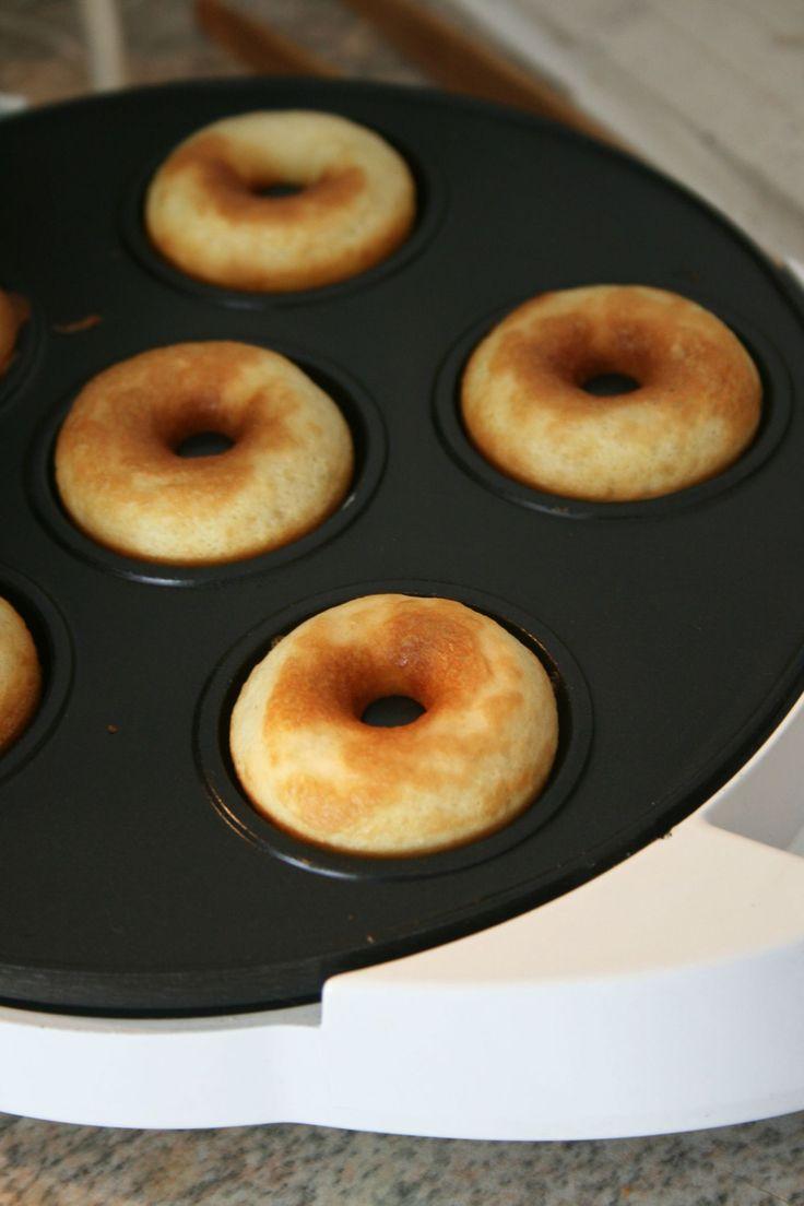 Mini donuts au nutella et noix de coco - passion culinaire 2