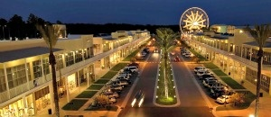 You Can Do it All at 'The Wharf' in Orange Beach Alabama on http://toesinthesands.com.  It's hard to tear yourself away from the beach on Alabama's Gulf Coast but it is worth it.