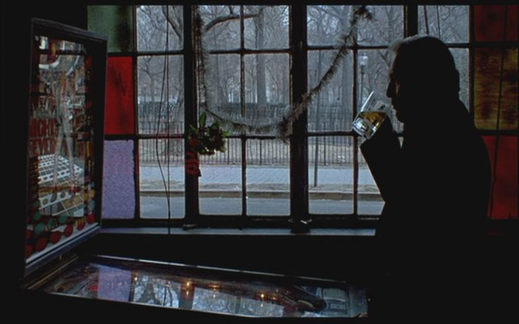 Paul Newman - still from the opening scene of The Verdict (Sydney Lumet 1983)
