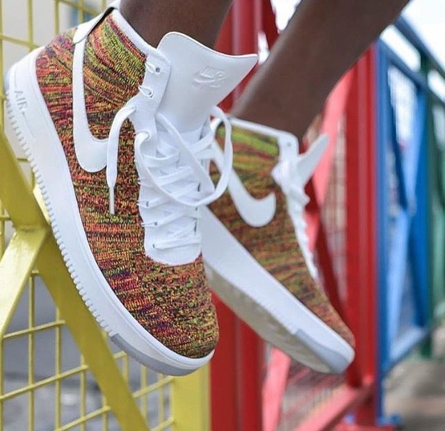 shoes for men - chaussures pour homme - Nike Air Force 1 Ultra Flyknit  'Multicolor' - Find deals and best selling products for Nike Shoes for Women