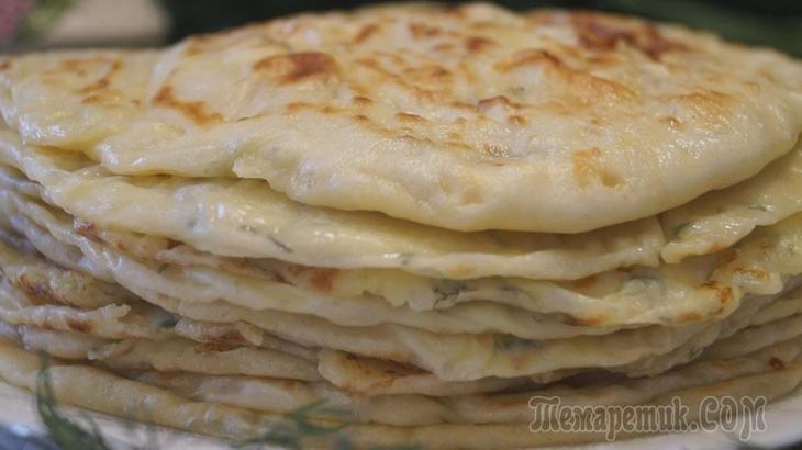 Аварские лепешки с картофельной начинкой. (Дагестанские лепешки Чуду). Жарятся на сухой сковороде без капли масла. Получаются ароматные, сытные, мягкие, нежные и очень Вкусные.ИНГРЕДИЕНТЫКефир – 500 м...