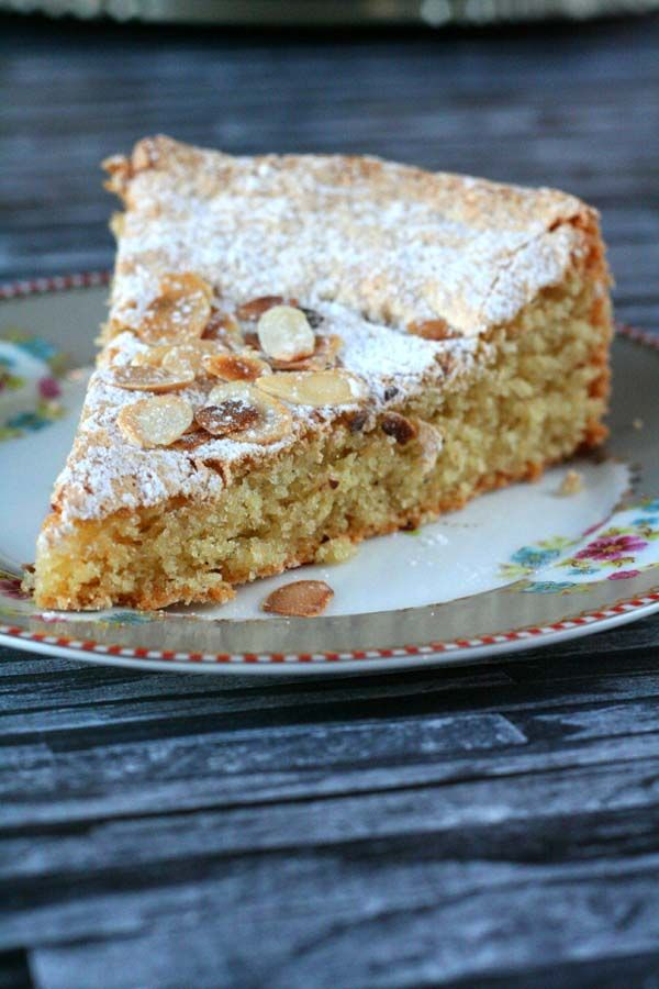 Torta de cielo is a particularly light almond flavored Mexican cake that is very easy to prepare.