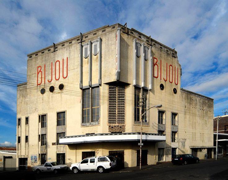 Bijou, old cinema.  Observatory, Cape Town https://www.facebook.com/pages/The-Bijou/163396593734919