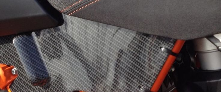 Tunning moto KTM