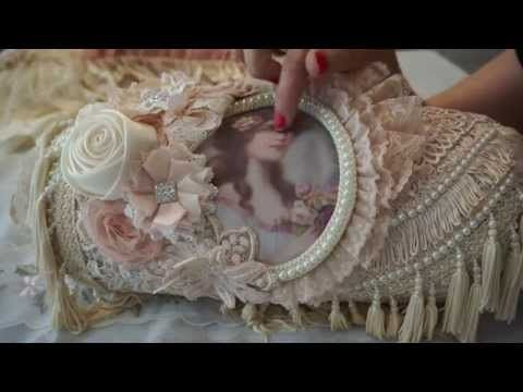 87 best images about youtube shabby chic on pinterest for Boite shabby chic