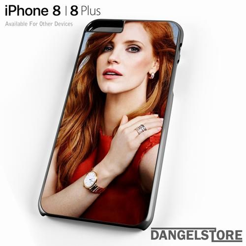Amazing Jessica Chastain Y For iPhone 8 | 8 Plus Case
