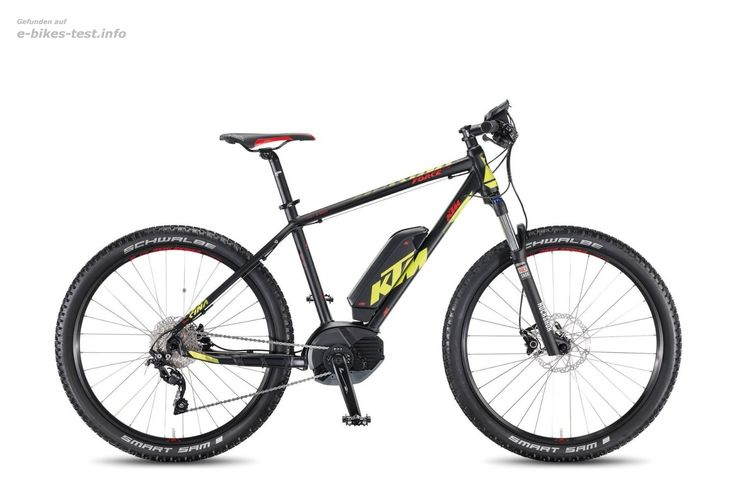 KTM Ebike Macina Force 27 10 CX 4