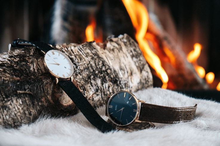 Our straps are available in black, grey, brown, oxblood, dark green and navy
