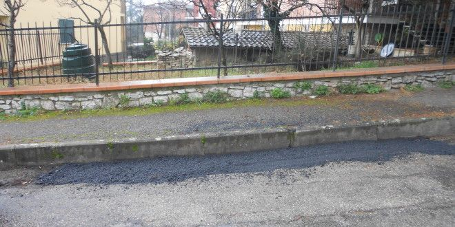 Ponte San Giovanni, Fossa delle...Marianne, un oceano di cemento l'ha ricoperta