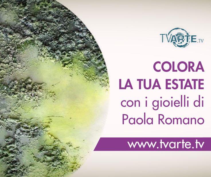 Quest'estate scegli la preziosa arte di Paola Romano! Visita il nostro Art Commerce e scopri tutte le sue creazioni! http://tvarte.tv/ecommerce/artcommerce/search.html?option=com_virtuemart&search=true&view=category&mcf_id=697&mids%5B%5D=23&pl=&pr=&custom_parent_id=34&limitstart=0&limit=10 #Arte #Anelli #Collier #Luna #5elementi