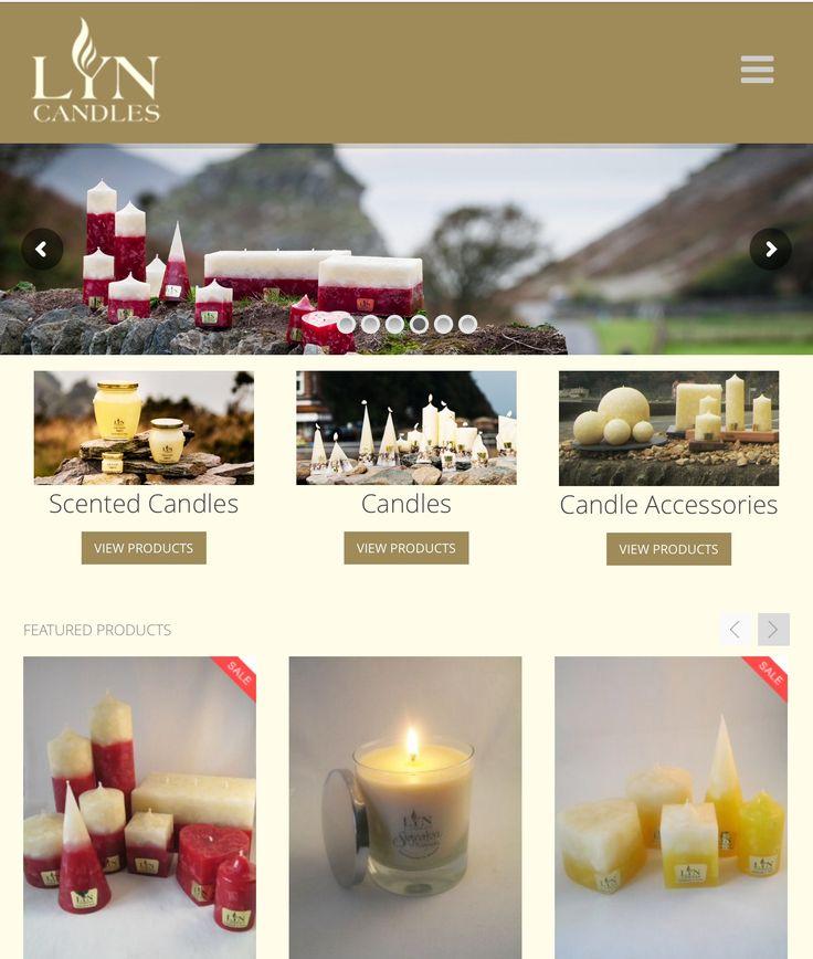 Lyn candles