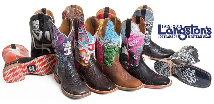 Enter to win a pair of Cinch Edge Boots!