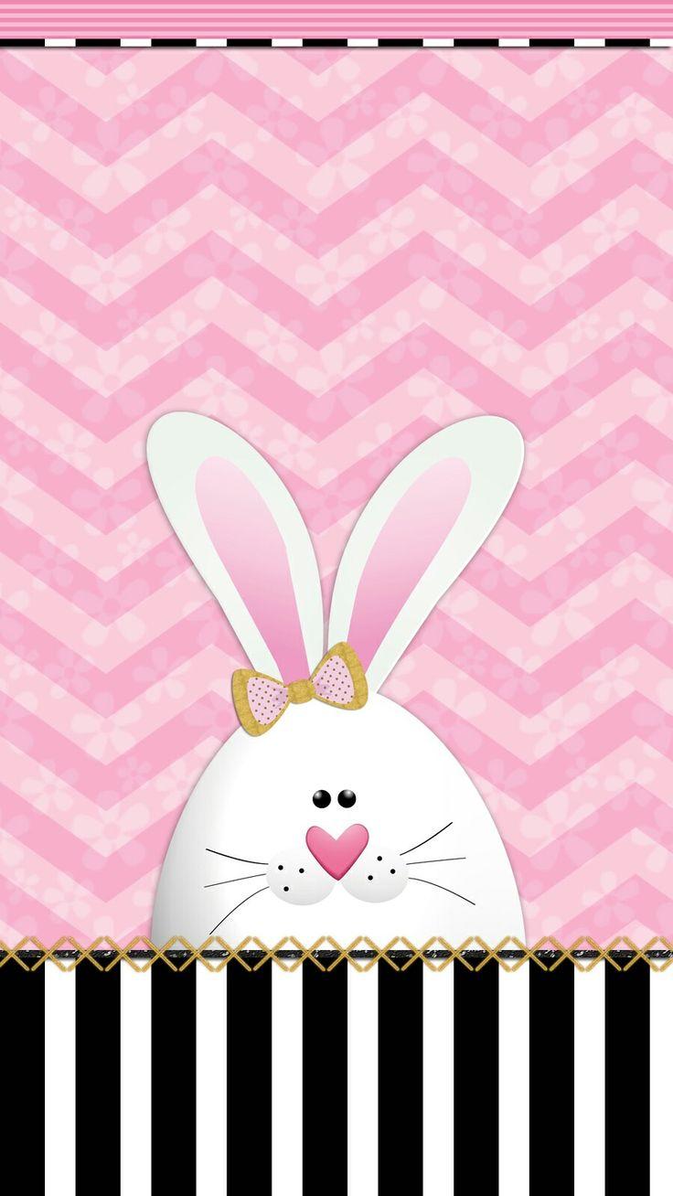 Best 25 abstract iphone wallpaper ideas on pinterest - Easter bunny wallpaper ...