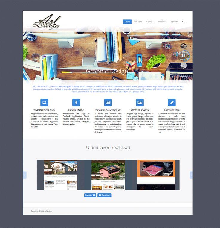 Sito web designer.