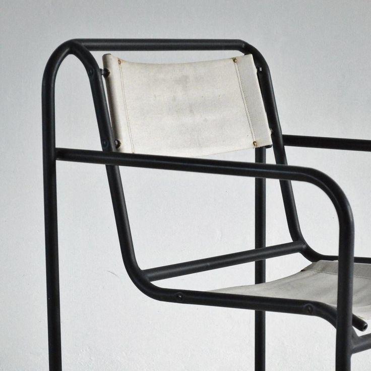Bruno Pollak RP-7 Bauhaus Chair    #design #productdesign #ux #ui #uxdesign #uidesign #industrialdesign #architecture #bandco #blazeandco #minimal #minimalism #minimalist #clean #designer