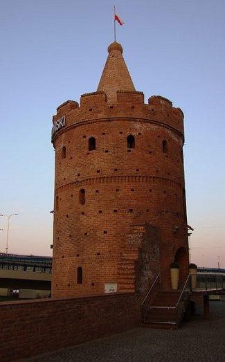 Baszta Panieńska, #Szczecin / Virgin Tower