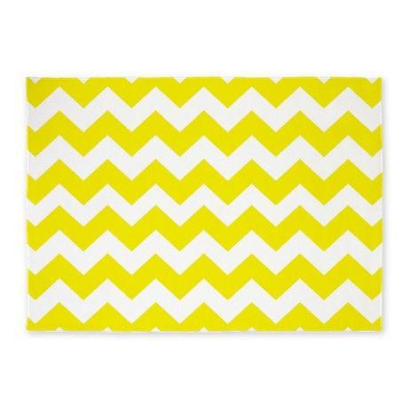 1000 Ideas About Yellow Chevron Rugs On Pinterest