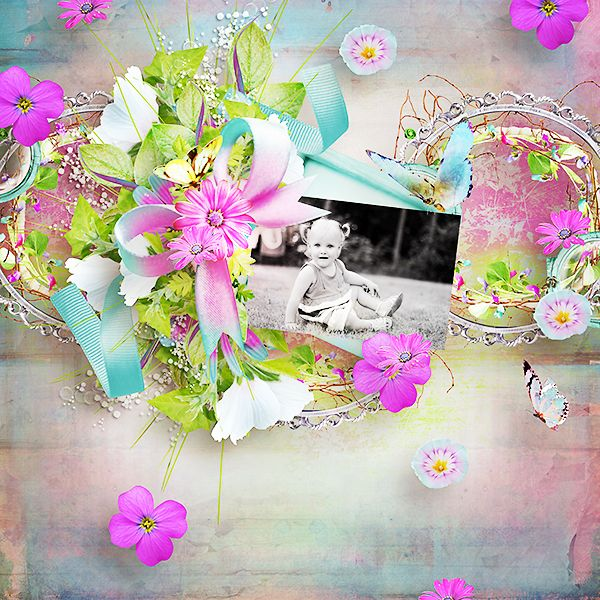 ***NEW***  A slight sweetness flowers by Ptitesouris Design  http://www.myscrapartdigital.com/shop/index.php?main_page=product_info=42_id=2545  RAK Photo Veroona Eekma