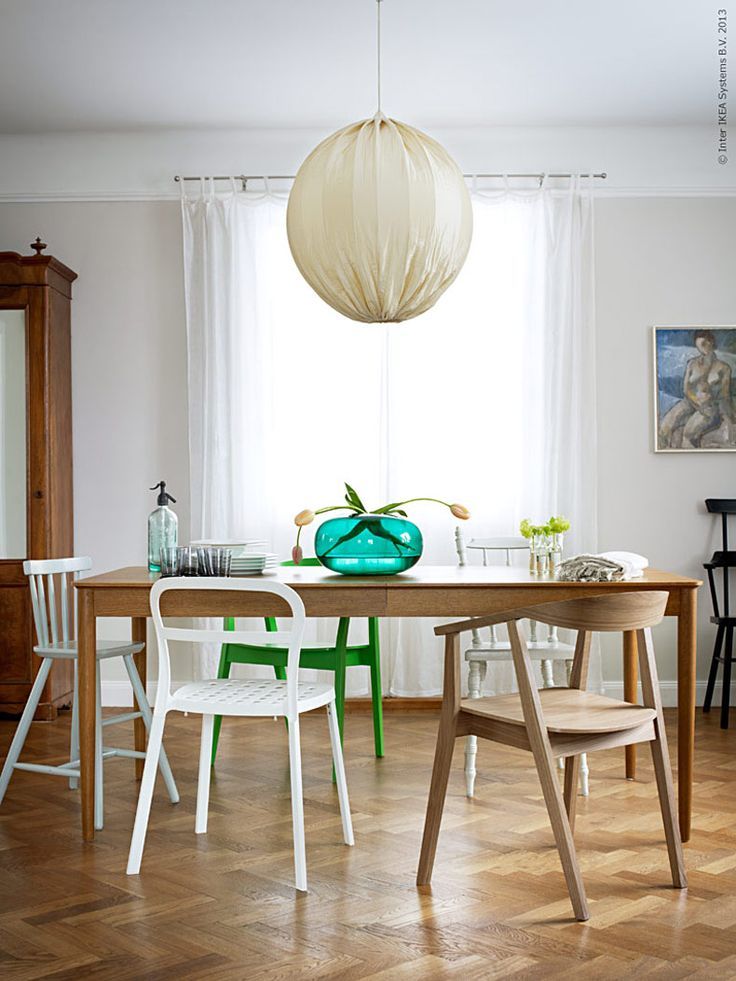 Perfect So As You Can See IKEA Have Some Very Cool Chairs.I Saw These Timber Ones A  Little While Ago They Are Very Cool, I Think They Only Come In The Timber  ... Nice Ideas