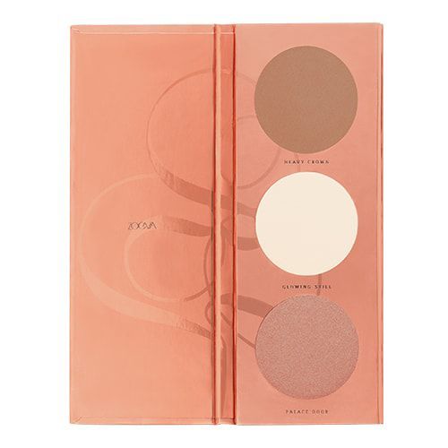 £13 Zoeva rose gold blush palette