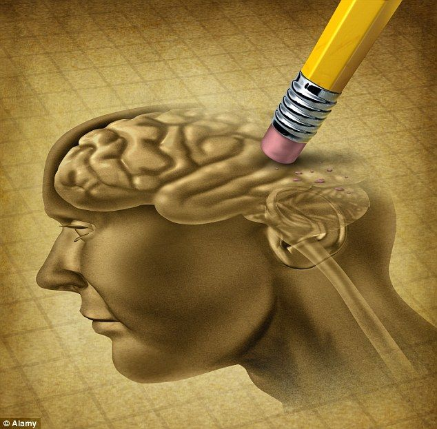 Early signs of Alzheimer's disease found in patients as young as 20: 'Unprecedented' findings say disease eats away at cells 50 years before symptoms develop SPRAYING RELATED???