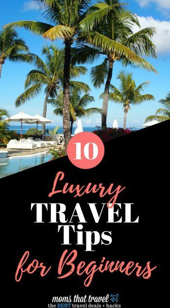 Yes, YOU can take a luxury vacation on a budget. Check out these 10 Tips for Luxury Travel on a Budget | momsthattravel.com