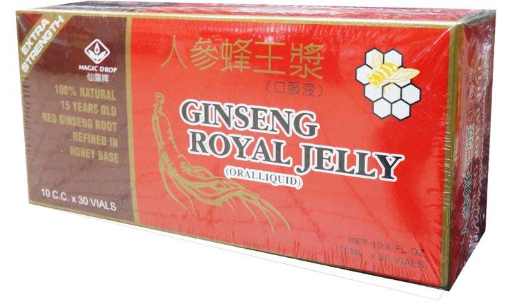 GINSENG ROYAL JELLY 085101S191