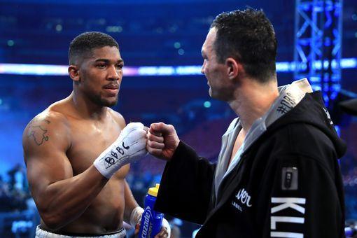 Anthony Joshua vs Wladimir Klitschko LIVE: Updates and reaction after British champion wins heavyweight showdown at Wembley Stadium - Mirror Online