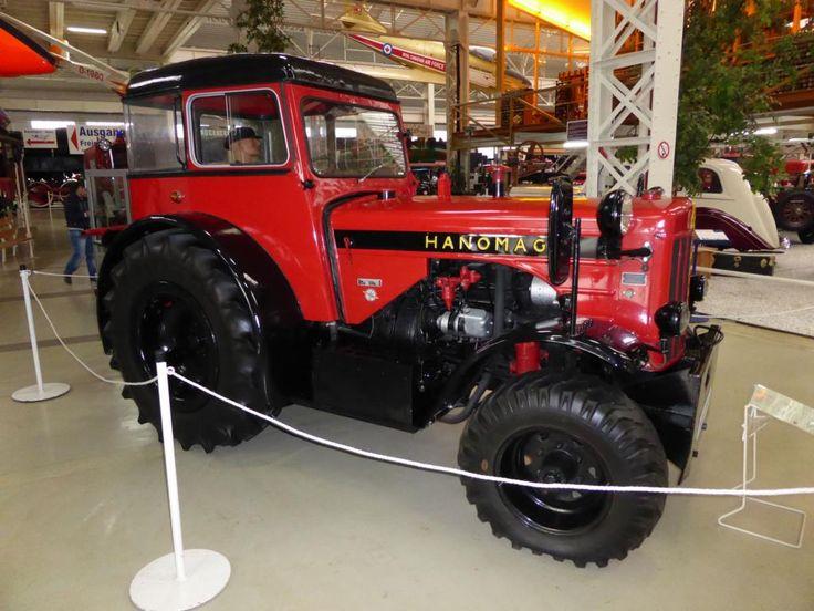 Hanomag R 455 ATK im Technikmuseum Speyer am 01.11.2013