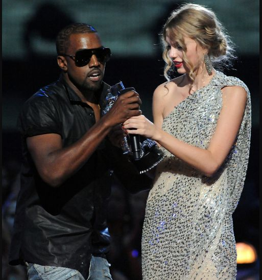 Taylor Swift's new song solely aimed at Kanye West & Kim Kardashian and people aren't happy about it