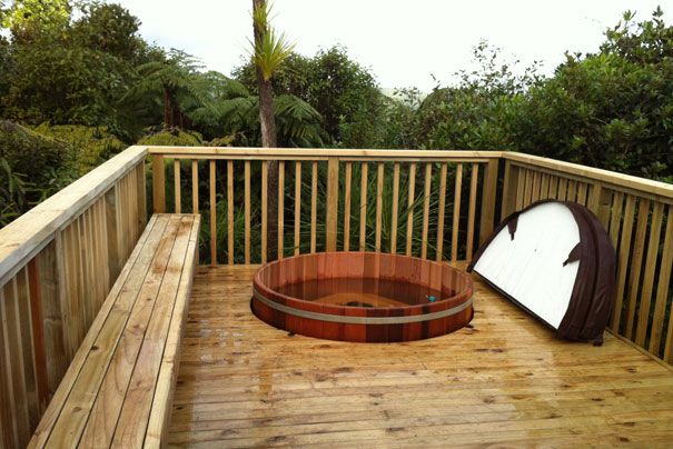 Best Handcrafted Jacuzzi Hot Tubs In Auckland. Better way to enjoy basking. #jacuzzi #Auckland