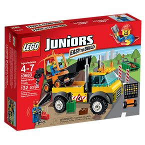 LEGO+JUNIORS+Road+Work+Truck