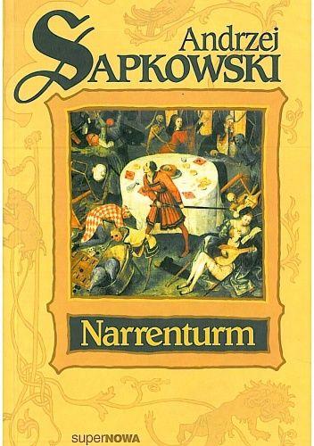 Okładka książki Narrenturm