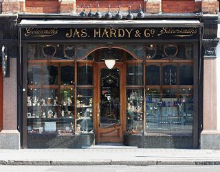 Inspire: Victorian Shop Fronts