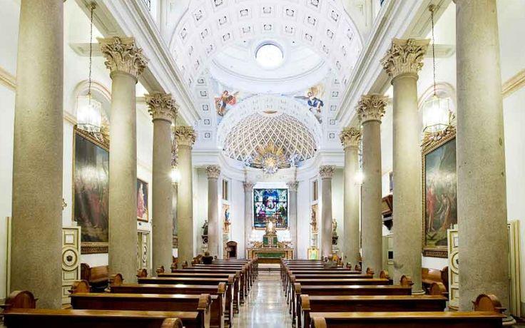 Real Oratorio del Caballero de Gracia #Madrid