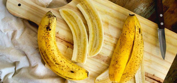 Confira todos os benefícios da banana e também uma receita para antes e depois do treino.
