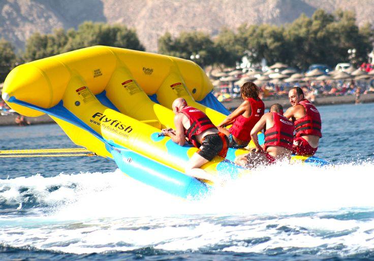 Santorini Water Sports - WaveSports in Perivolos beach
