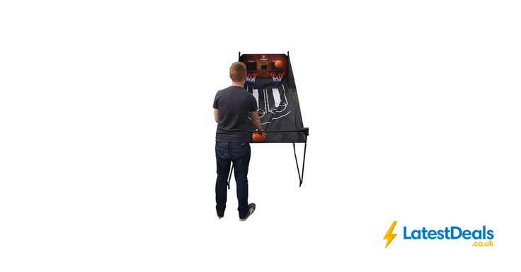 Streetwize Electronic Double Shootout Basketball Game £45.14 With Code at Euro Car Parts