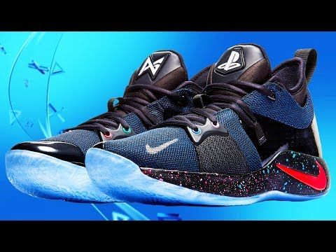 a3ec5f58b39 The first Playtation shoes   a collaboration with the NBA player Paul George.  Subscribe HERE