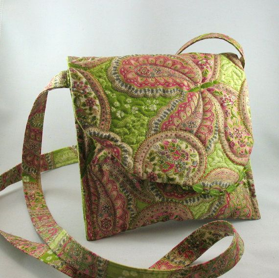 Small Crossbody Butterfly Purse by KathyKinsella on Etsy, $48.00