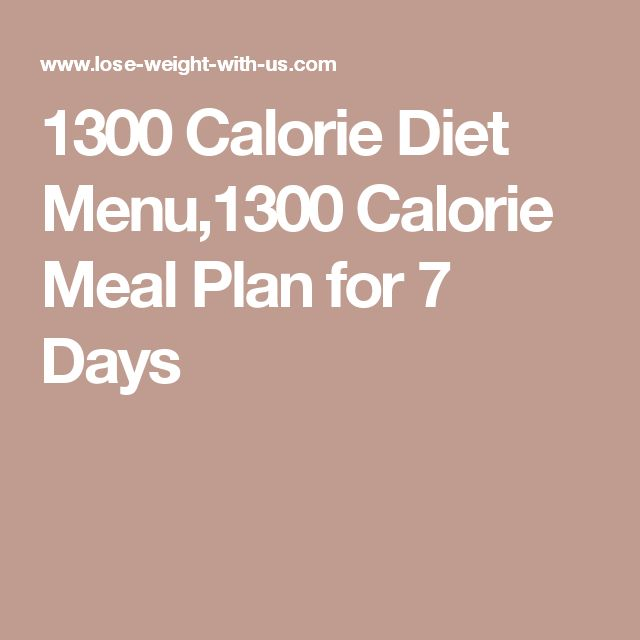 What does a 1300 calorie Indian diet plan look like?