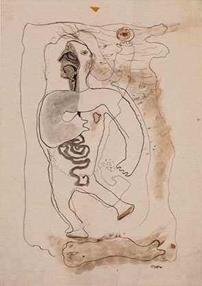 César Moro. Untitled. 1927
