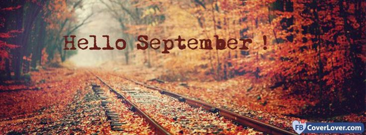 Hello September Woods - cover photos for Facebook - Facebook cover photos - Facebook cover photo - cool images for Facebook profile - Facebook Covers - FBcoverlover.com/maker