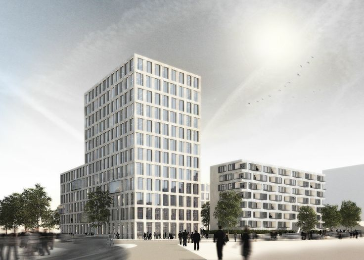 Mannheim Bürogebäude