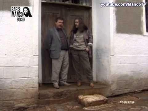 ÇANAKKALE  Bekirli Köyü 1990  Barış Manço Dere Tepe Türkiye