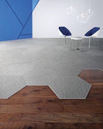 Shaw Hexagon Spec It Carpet Tiles Office Carpet