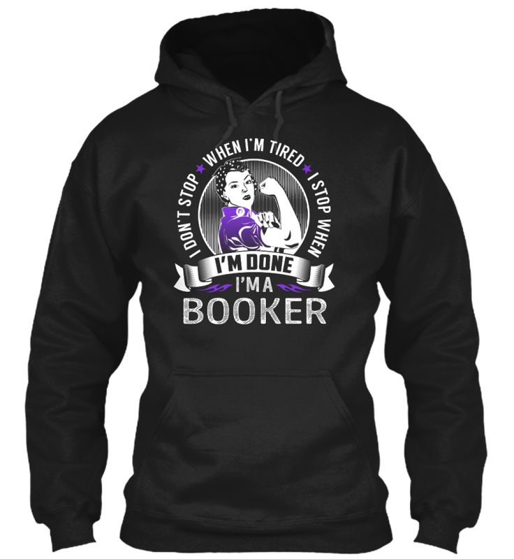 Booker - Never Stop #Booker